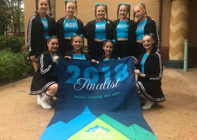 2018 Dance Summit Finalists