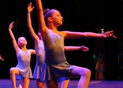 Grades 1 & 2 Ballet